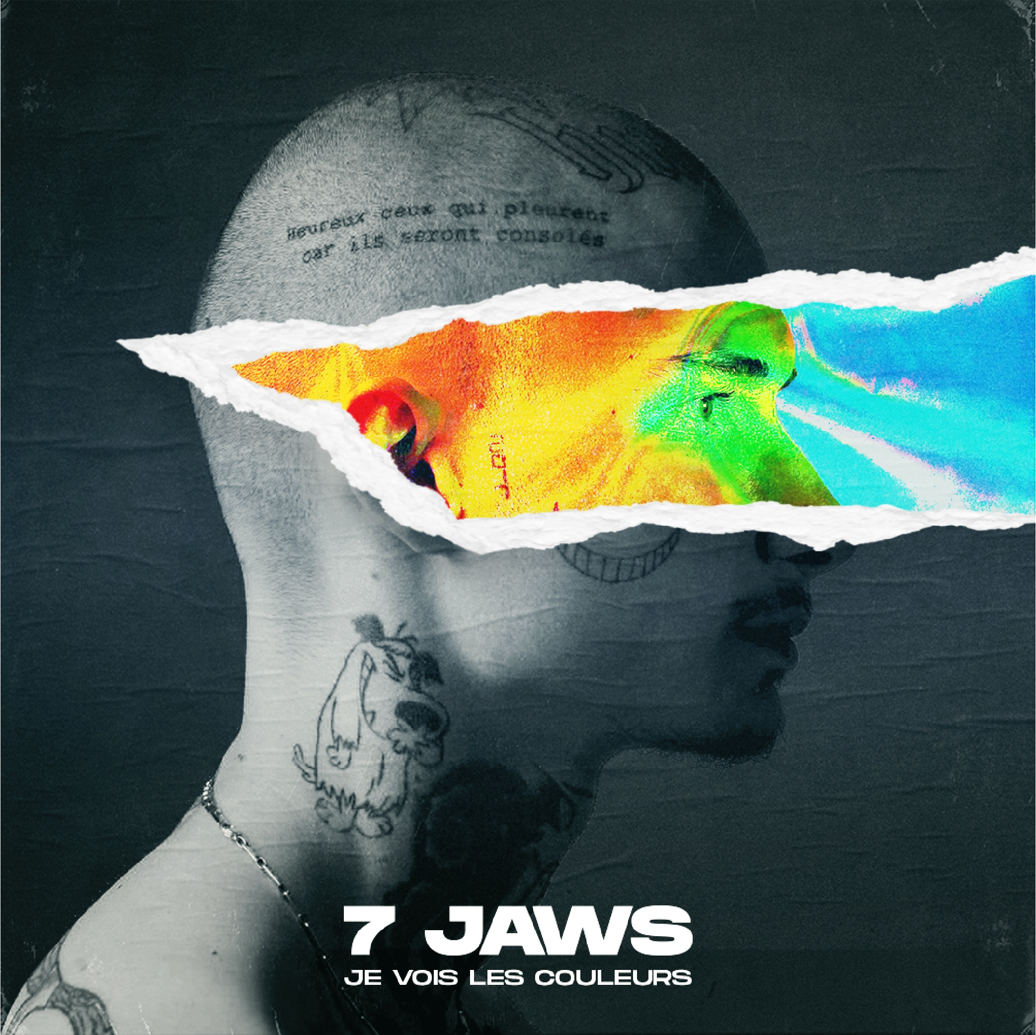 cover 7 jaws je vois les couleurs