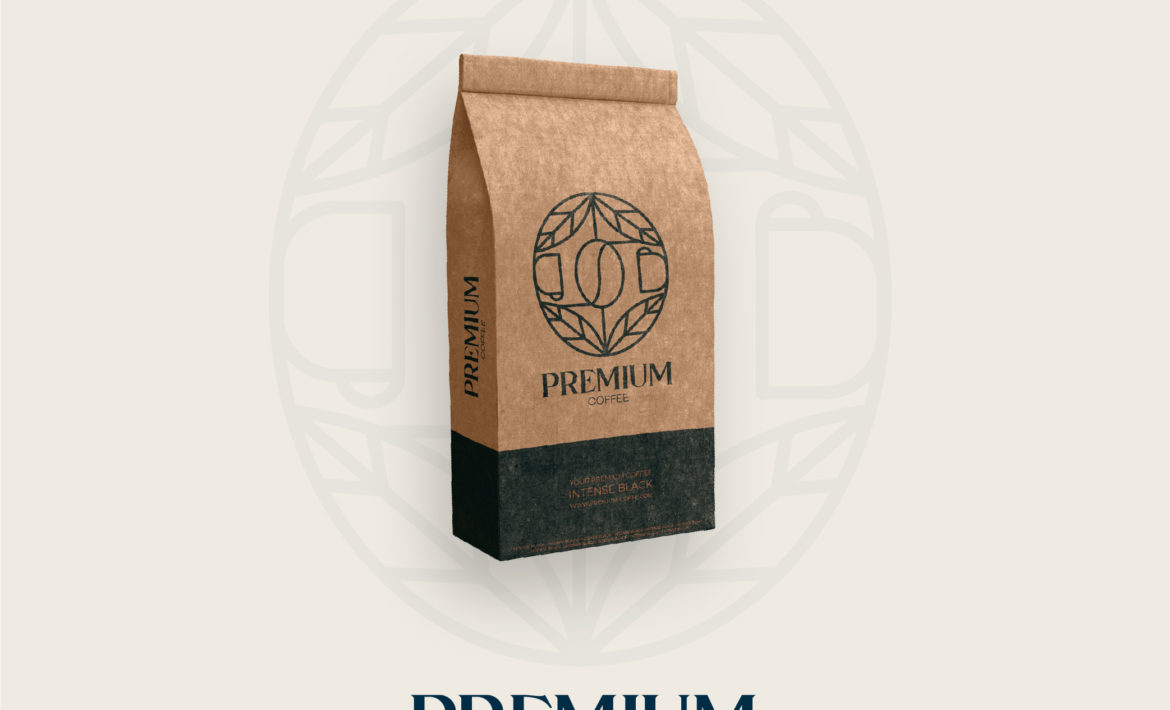 Packaging premium coffee