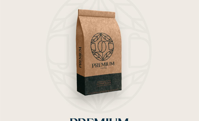 Packaging premium coffee